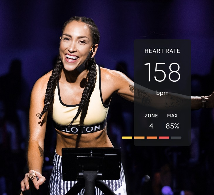 peloton live workout classes