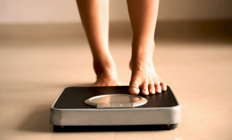 why do you weigh less in the morning after sleep