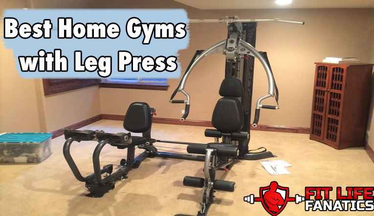 Best Home Gyms with Leg Press