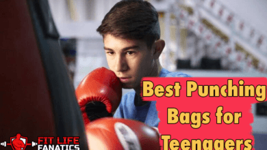 Best Punching Bags for Teenagers