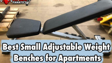 Best Small Adjustable Weight Benches for Apartments