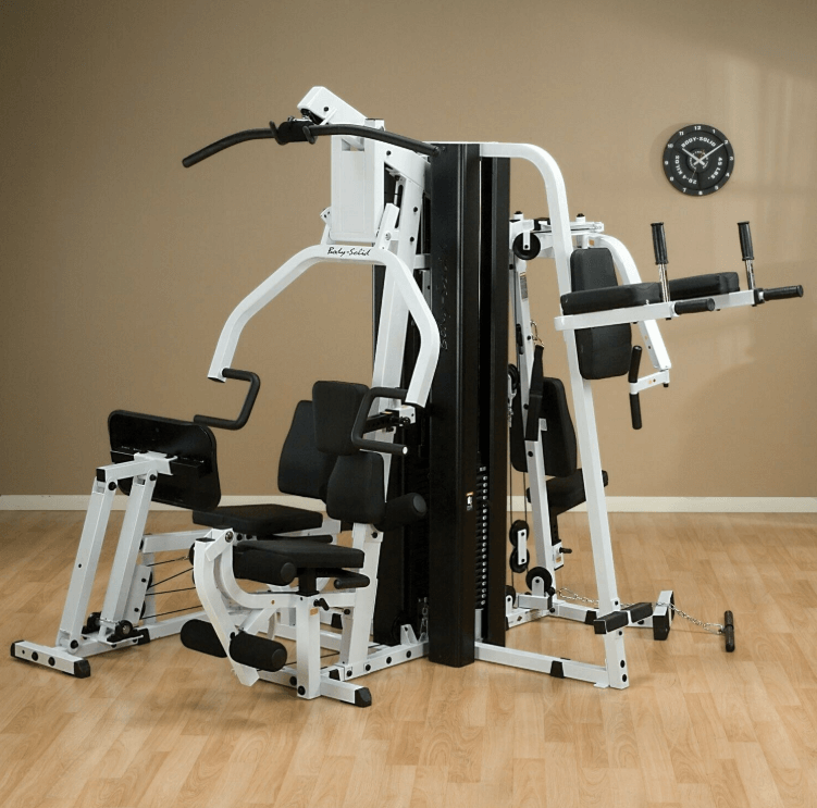 Body Solid EXM3000LPS - Editor's choice - Best multi station home gyms