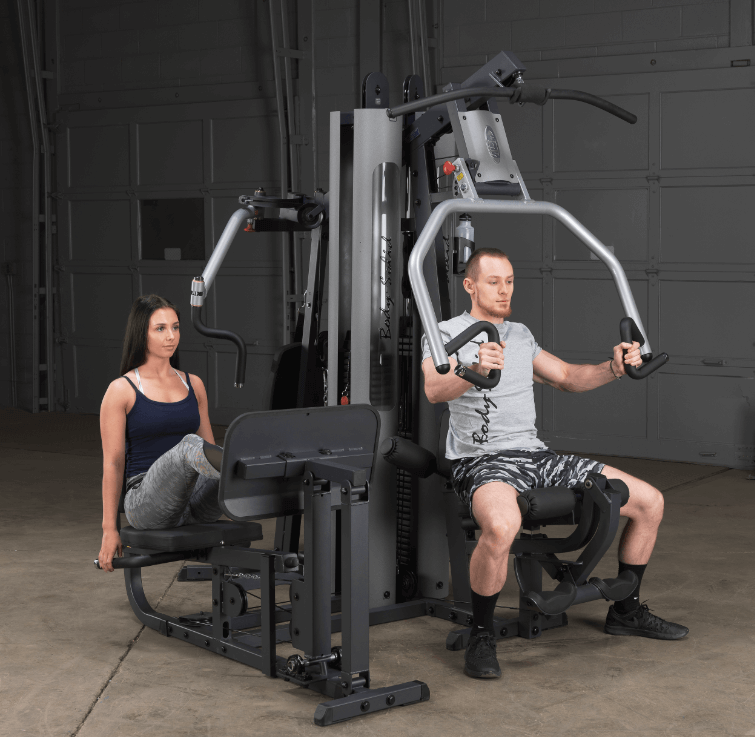 Body Solid G9S - Best Bang for Your Buck - Best multi station home gyms