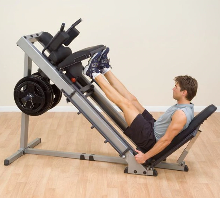 Our choice for the best leg presses for home gyms is the GLPH1100 Leg Press from Body-Soild