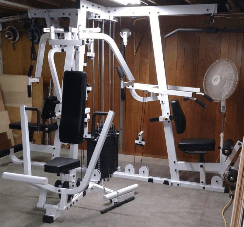 BodySolid EXM4000S - Best multi station home gyms
