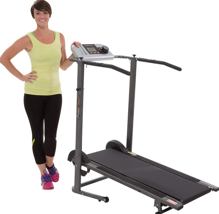 the eightith and final treadmill on our list of best small treadmill for seniors is the TR3000 Treadmill from Fitness Reality