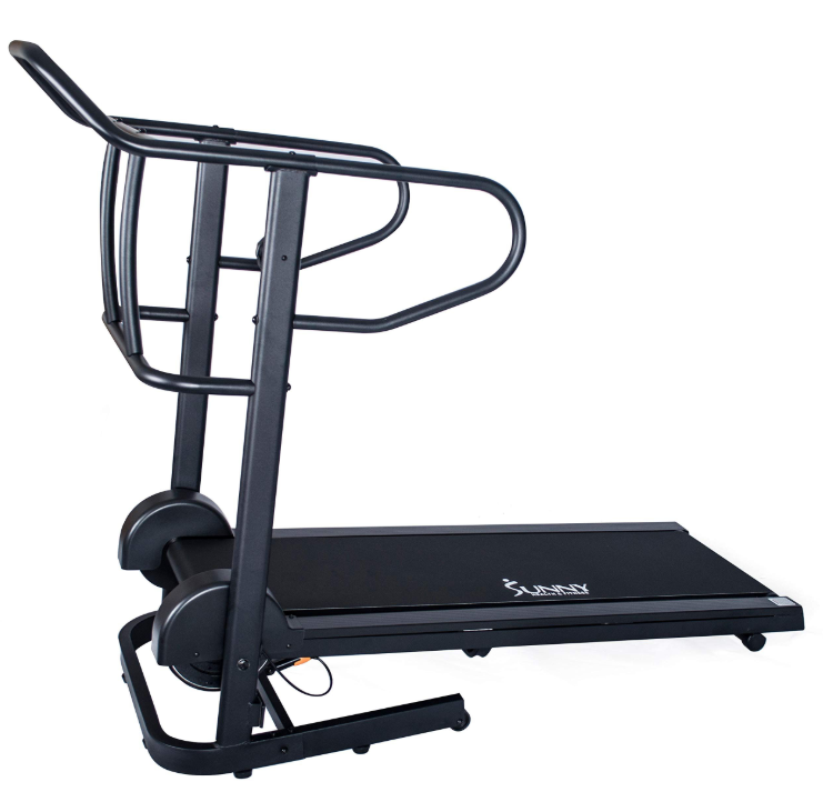 the best cheap self-propelled treadmill, the sunny health and fitness manual treadmill