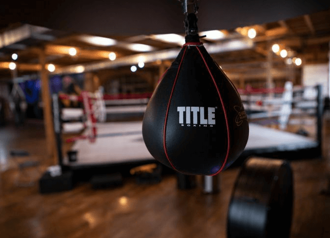 Title Boxing Gyro Balanced Speed Bags - Best Speed Bags for Apartments