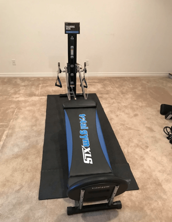 most compact home gym for beginners