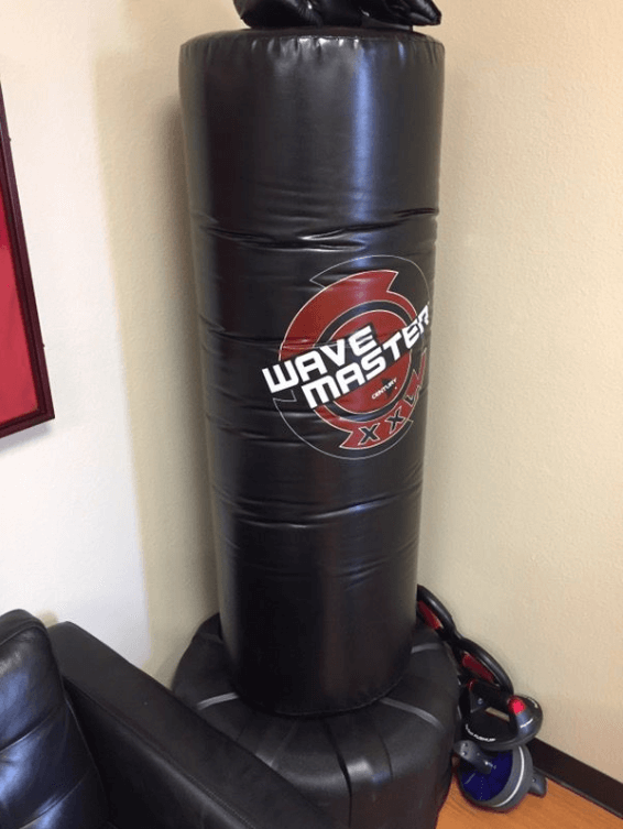 Wavemaster XXL - Editor's Choice - Best punching Bags for an Apartment