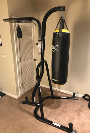 best hanging heavy bag setup for apartments