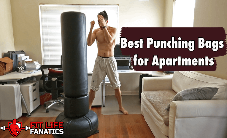 best punching bags for apartments