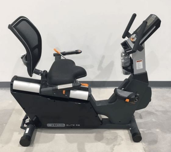 The RB Recumbent Exercise Bike from 3G Cardio Elite is the best overall Recumbent Bike with a screen that you can get