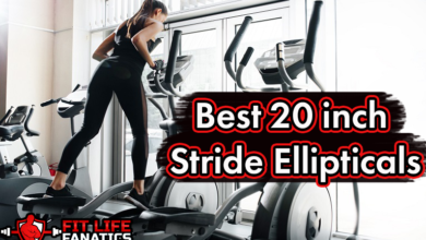Best 20 inch Stride Ellipticals