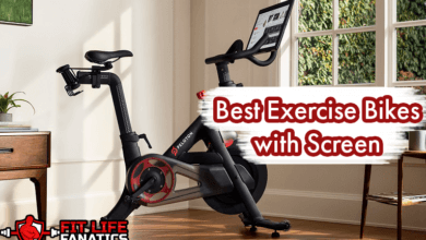 Best Exercise Bikes with Screen