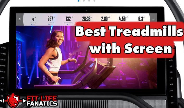 Best Treadmills with Screen