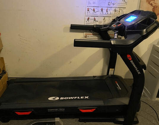 the BXT116 from Bowflex is a great Treadmill for Zwift