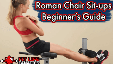 Roman Chair Sit-ups