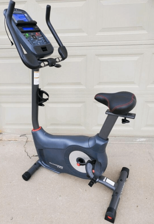 our pick for the best upright exercise bike with a screen is the 170 Upright Bike from Schwinn