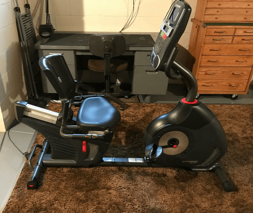The 270 recumbent bike is the best bang for your buck when it comes to recumbent exercise bikes with a screen