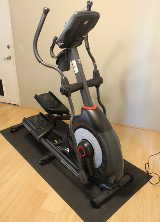 Our choice for the best compact elliptical machine the Schwinn Compact Elliptical Machine
