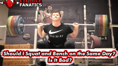 Photo of Should I Squat and Bench on the Same Day or Should I Do Them on Separate Days?
