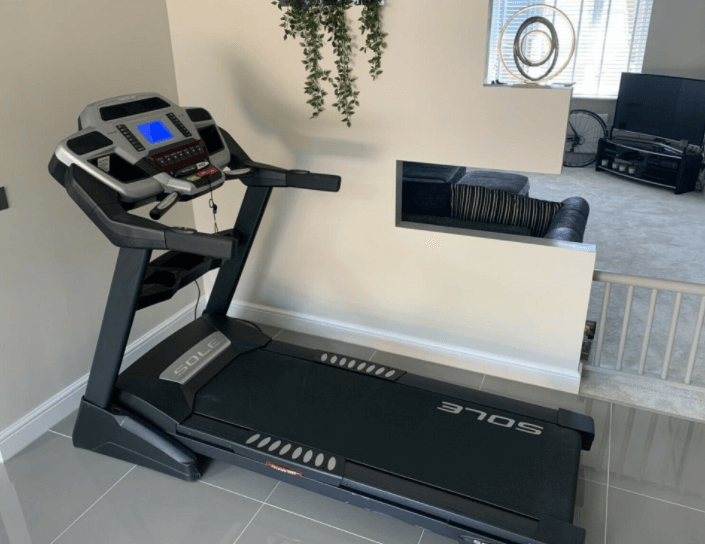 The Sole F63 is the best bang for your buck Treadmill for Zwift