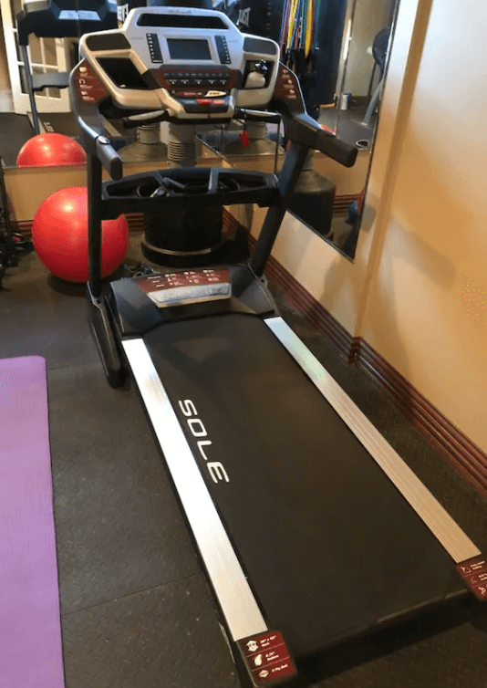 the Sole F80 treadmill is where Bang for Your Buck Meets Luxury and it's great for Zwift
