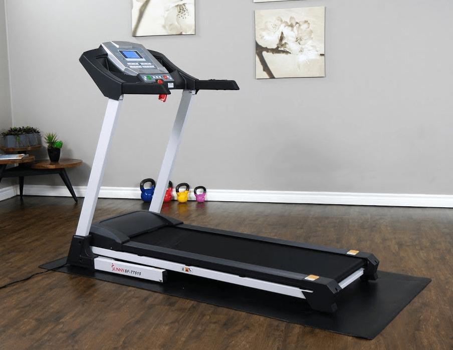 The SF-T7515 Treadmill from Sunny Health & Fitness