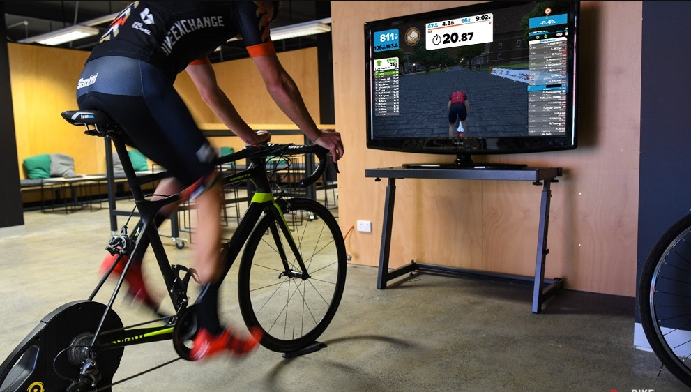 TrainerRoad is a cycling training system developed by Chad Timmerman, an experienced cyclist, and his team