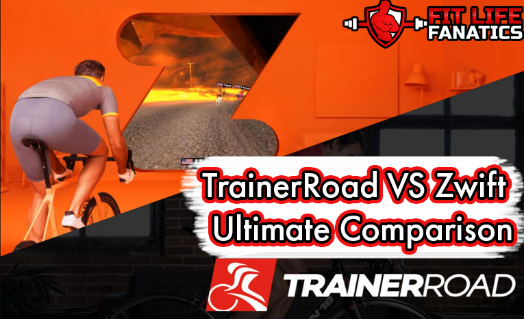 TrainerRoad VS Zwift - Ultimate Comparison