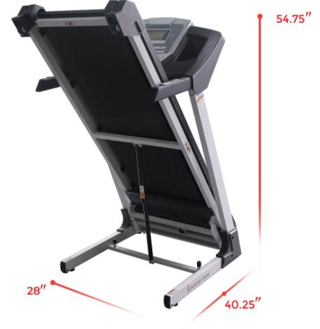 best budget apartment treadmill