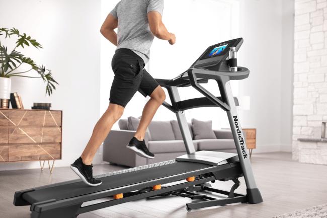 lowest profile treadmill