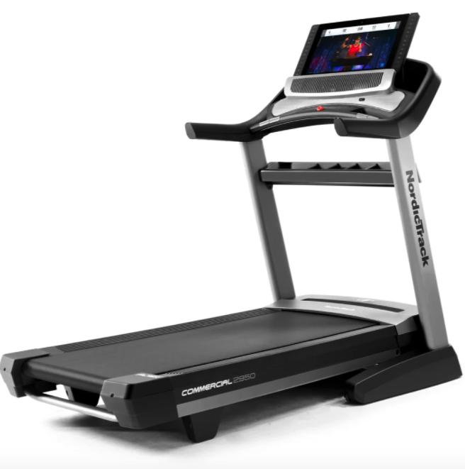 my personal home treadmill for zwift