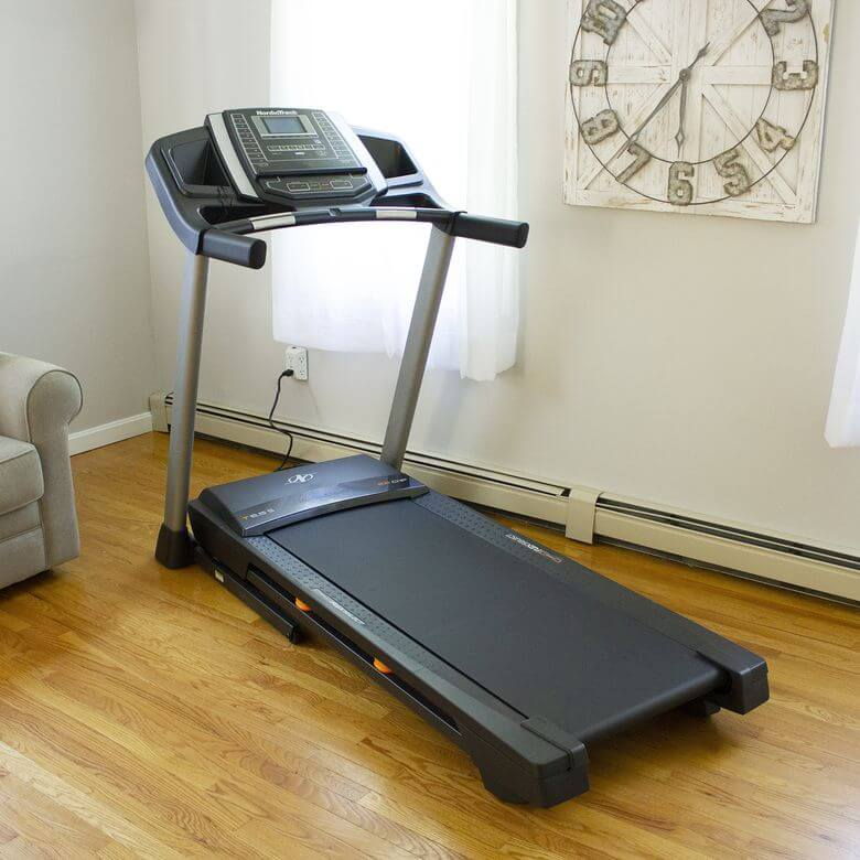 best rated apartment treadmill for small spaces