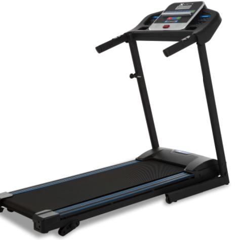 xterra tr150 low profile treadmill for basement