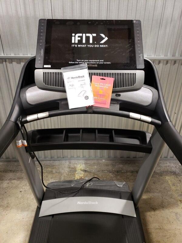 zwift running home treadmill workout