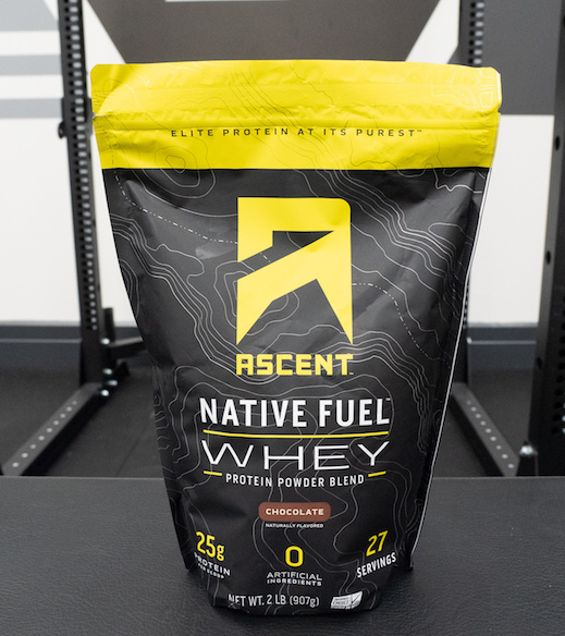 Our choice for the best protein powder without creatine is the Ascent Native Fuel
