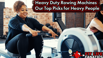 Photo of Heavy Duty Rowing Machines – Our Top Rowers with High Weight Capacity