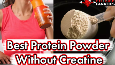 Best Protein Powder Without Creatine