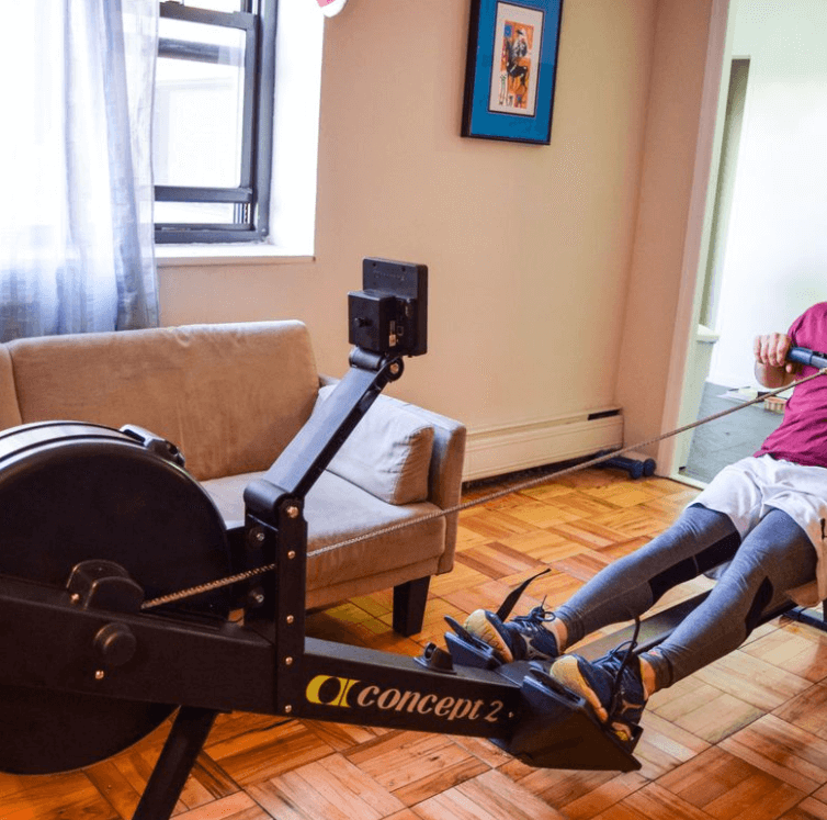 Our pick for the best heavy-duty rowing machine with high weight capacity is the Model D rowing Machine from Concept2