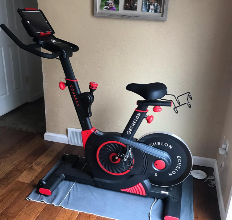 Echelon Connect EX-1 compared to NordicTrack and Peloton