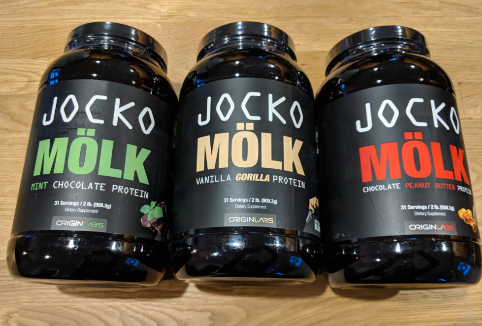 The best tasting protein on our list of best protein powder without creatine is Jocko Molk