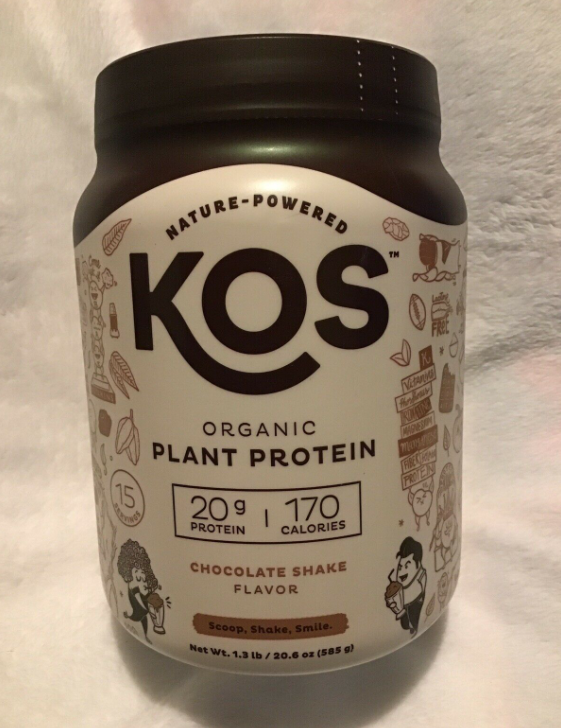 Plant Based Vegan Protein Without Creatine, KOS Protein