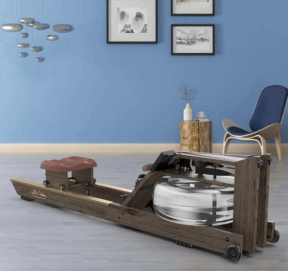 The Mr Captain Vintage Oak Water Rower