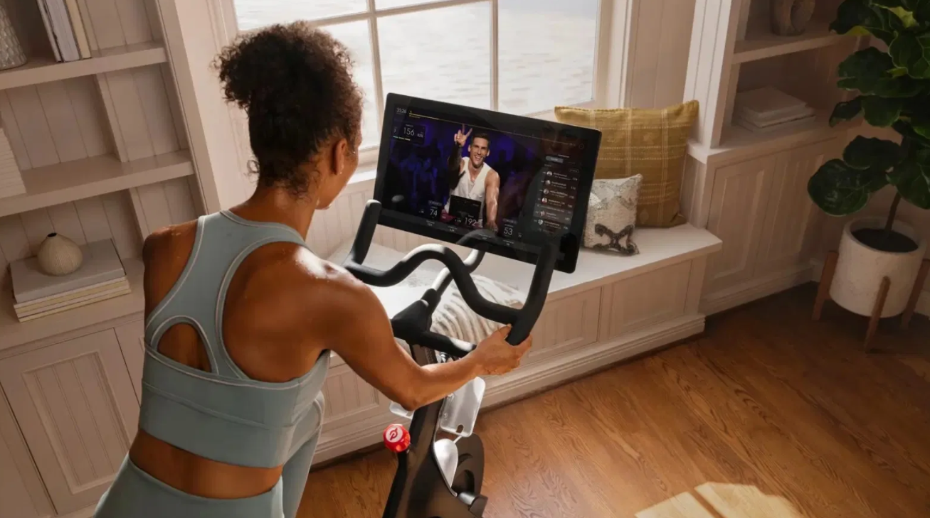 comparing Peloton features to Echelon and Nordictrack