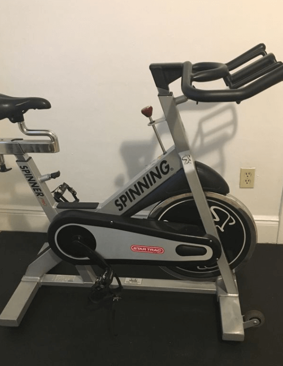 The Star Trac Spinner Pro is Zwift capable