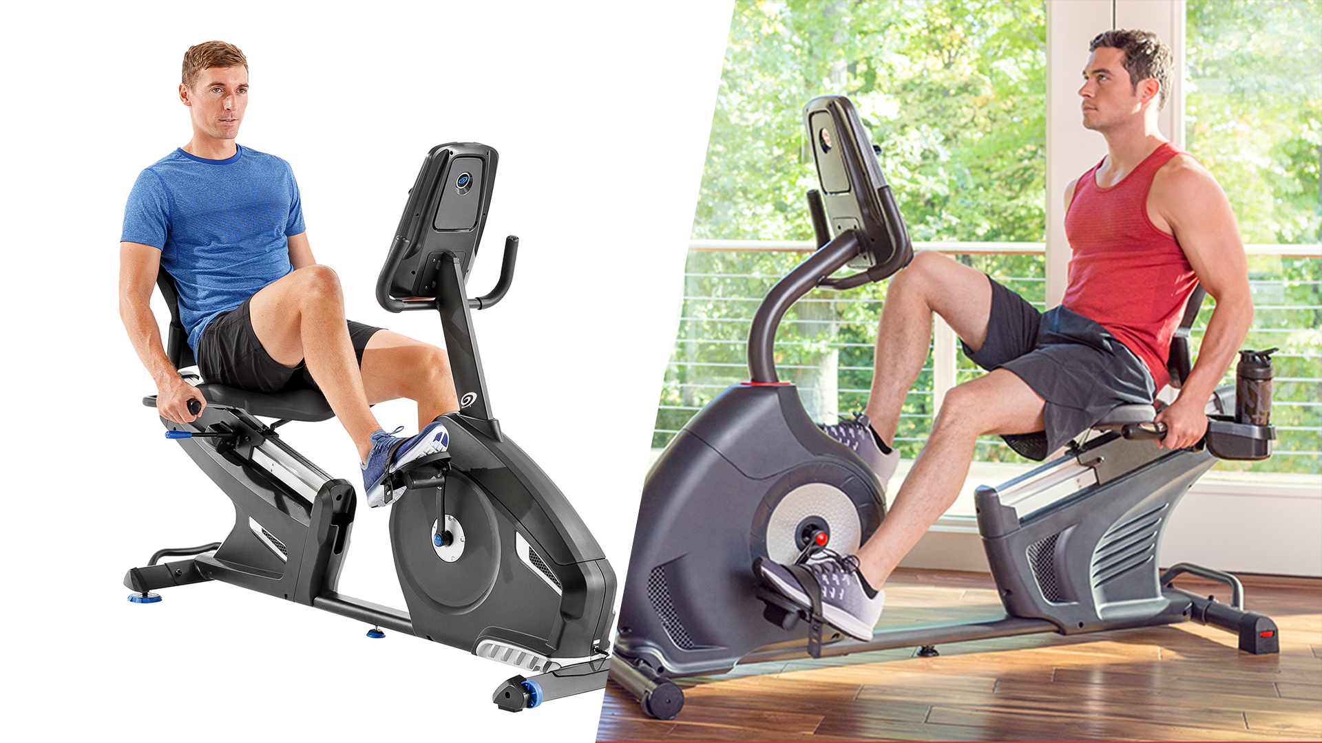 which is a better recumbent bike The Schwinn 270 or Nautilus R616