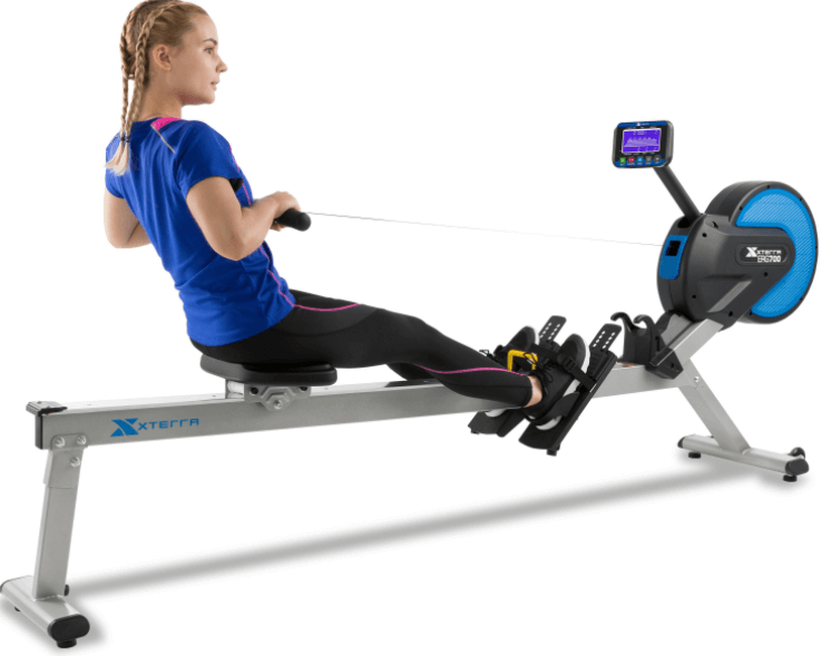 The ERG700 rowing machine from XTERRA Fitness