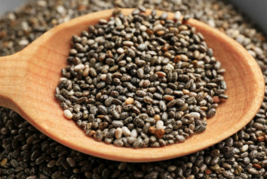 chia seeds found in kachava meal replacement